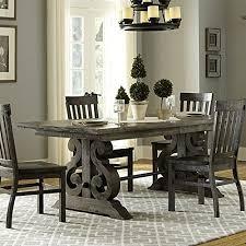 amazon magnussen bellamy wood rectangular dining table in pine tables