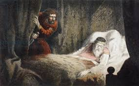 "nicole s ib language and literature blog blog post  the first witch ""all hail macbeth hail to thee thane of glamis "" the second witch ""all hail macbeth hail to thee"