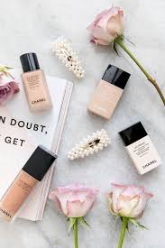 The Difference Between Chanel Foundations Cocos Tea Party