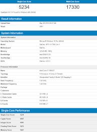 Intel Core I7 1065g7 10nm Ice Lake Cpu Surpasses Amd 3rd