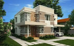 Modern House Design Series  MHD    Pinoy ePlans   Modern    Modern House Design Series  MHD