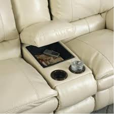 Reclining Sofa With Cup Holder Steel Sectional Storage W Holders Wedge Dual Recliner With Cup Holder And Storage E39