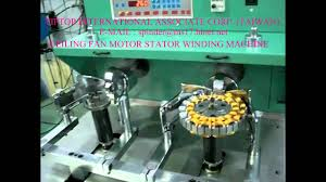 orient ceiling fan wiring diagram orient image ceiling fan motor stator winding machine mp4 on orient ceiling fan wiring diagram