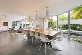 modern mansion dining room. Dining Room In Modern Mansion Miami