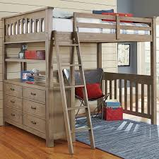 Reclaimed Grayson Loft Bed Reclaimed Grayson Loft Bed