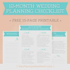 Printable Wedding Checklist The Knot Unique Beautiful Wedding