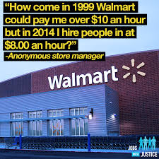 Walmart Time Clock Chart Walmart Store Manager Exposes Systematic Attack On Employee
