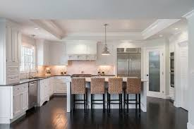 pendant lighting ideas kitchen transitional with caesarstone corbels counter stools