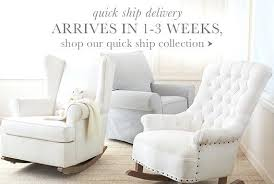 ship a rocking chair. baby nursery rocking chair shop our quick ship collection glider rocker with a