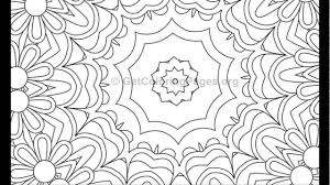 Free Printable Mystery Mosaic Coloring Pages - YouTube