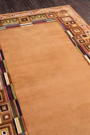 momeni new wave collection nw 34 gold area rug