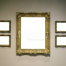 art gallery frames clipping path  on wall frames art gallery with art gallery frames clipping path stock photos freeimages