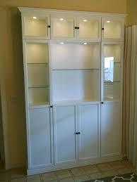 china cabinets ikea amazing hemnes glass door cabinet with 3 drawers white stain ikea 19