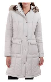 Barbour Barbour Ice Field Long Fitted Quilt Coat Off White ... & ... Barbour Ice Field Long Fitted Quilt Coat Off White ... Adamdwight.com