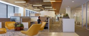 full interior architectural services for two floors totaling 38000 sf of corporate offices wolcott architectural office interiors