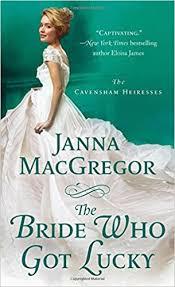 The Bride Who Got Lucky- Janna McGregor | Coffee & Wine Book Blog