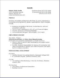 Internship Resume Objective High School Resume Objective Student