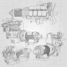 Drawing Of A Truck Stock Drawings Royalty Free Truck