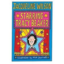 It covered so many basis. Starring Tracy Beaker Tracy Beaker 3 By Jacqueline Wilson