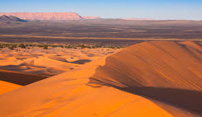 what was the sahara before it was a desert
