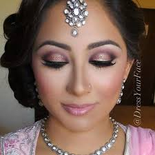 avoiding bridal beauty disaster balancing makeup wedding dash post