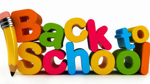 Image result for Back to School Date
