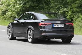 2018 audi rs5 sportback. simple sportback 2018 audi rs5 test mule 1 of 6 from  for audi rs5 sportback