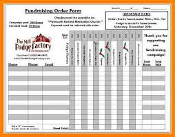 Fundraiser Form Templates 7 Fundraiser Order Form Templates Free Reptile Shop