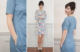 Sew Over It Patterns Magnificent Sew Over It Zoe Dress Sewing Pattern Lamazi Fabrics Limited