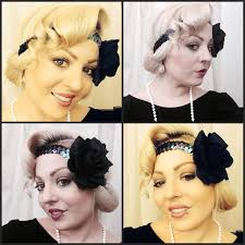 roaring 20 s hair makeup tutorial