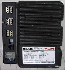 whelen strobe zeppy io whelen ups 690 universal strobe power supply