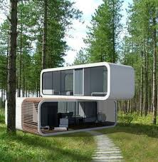 Coodo Prefabricated Buildings Can Provide New Portable Homes | Innovation |  Pinterest | Building, Prefab and Portable fireplace