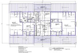 Apartments Garage Floor Plans With Living Quarters Bedroom Barn Plans With Living Quarters Floor Plans