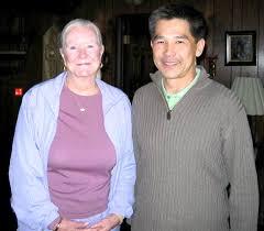 Sunday afternoon with Quang Pham and Katherine Smith | Orange Juice Blog