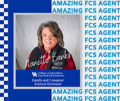 Agent Salute Nanette Banks, FCS Agent... - University of Kentucky Family  and Consumer Sciences Extension | Facebook