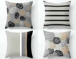 neutral throw pillows outdoor pillows neutral taupe grey black outdoor home decor outdoor throw pillows large