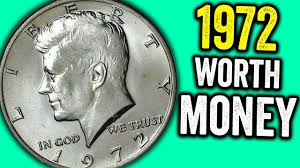 1972 Kennedy Half Dollar Value Chart 1972 Kennedy Half Dollar Worth Money Rare Valuable Us Coins To Look For