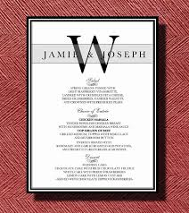 Party Menu Template Dinner Party Menu Template Tinymcsmall Template
