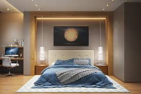 nice modern bedroom lighting.  Nice Modern Bedroom Lighting In Nice I