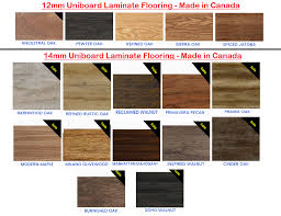 12mm 14mm uniboard laminate flooring made in canada available at squarefoot flooring carpets