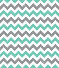 Cheveron Pattern Enchanting Mint Green And Grey Seamless Chevron Pattern Royalty Free Cliparts