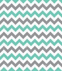 Cheveron Pattern Enchanting Mint Green And Grey Seamless Chevron Pattern Royalty Free Cliparts