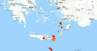 Son Dakika! Ege'de 6.3 Şiddetinde Deprem Oldu! Bölgede Panik Havası Hakim -  HaberTekno