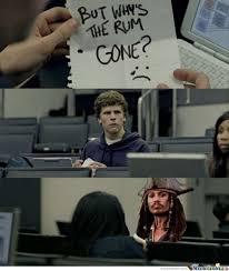Just Jack Sparrow by drunkenmaster23 - Meme Center via Relatably.com