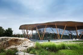Fuzhou Cross Strait Cultural Center Biad