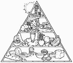 Small Picture Pyramid Of Cheops Coloring Page Printable Pages Click The Food