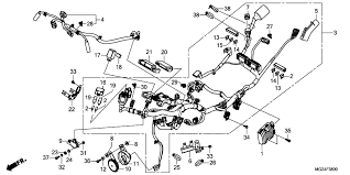 honda atv wiring diagram solidfonts honda odyssey atv wiring diagram nilza net