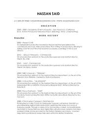 Music Producer Resume Examples Best Of Extraordinary Production