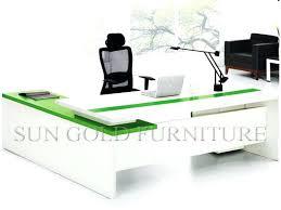 modern white office desks. White Office Furniture Sets Modern Green Table Design Set Home Desks