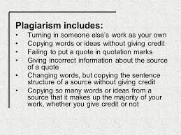 how to write an essay out plagiarizing